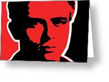 James Dean 009 Greeting Card