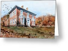 James Mcleaster House Greeting Card