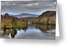 James River 1 Greeting Card