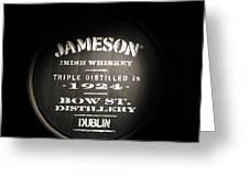 Jameson Greeting Card