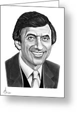 Jamie Farr Greeting Card