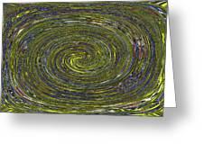 Janca Abstract #6731eca1b Greeting Card