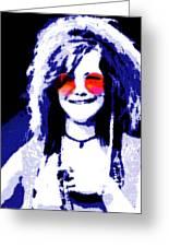 Janis Greeting Card