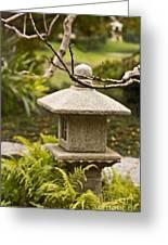Japanese Friendship Garden 1 Greeting Card