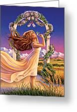 Jasmine - Sensual Pleasure Greeting Card