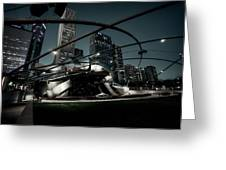 Jay Pritzker Pavilion - Chicago Greeting Card