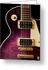 Jay Turser Guitar 9 Greeting Card