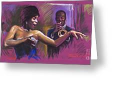 Jazz Song.2. Greeting Card