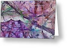 Jazzier Intermixture  Id 16098-035224-75483 Greeting Card
