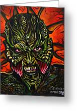 Jeepers Creepers  Greeting Card