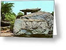 Jefferson Rock  Greeting Card