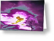 Jelks Pine 8 Greeting Card