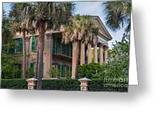 Jenkins Mickell House Greeting Card