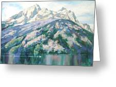 Jenny Lake Greeting Card