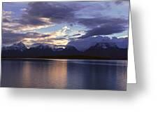 Jenny Lake, Grand Teton National Park Greeting Card