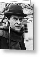 Jeremy Brett (1935-1995) Greeting Card