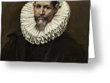 Jeronimo De Cevallos Greeting Card
