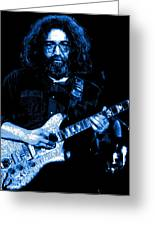 Jerry At Winterland 5 Greeting Card