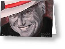 Jerry Jeff Walker Greeting Card