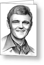 Jerry Reed Greeting Card