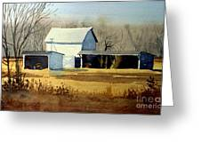 Jersey Farm Greeting Card
