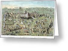 Jerusalem: Solomons Temple Greeting Card