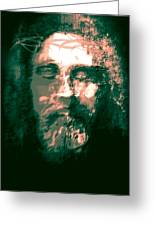 Jesus The Man Greeting Card