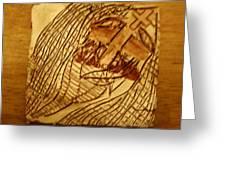 Jesuschrist - Tile Greeting Card