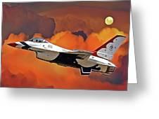 Jet Set Greeting Card