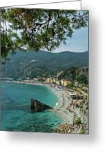 Jewel Of The Mediterranean Greeting Card