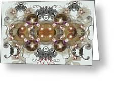 Jewels2 Greeting Card