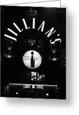Jillian's Greeting Card