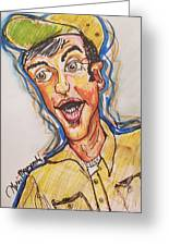 Jim Nabors Greeting Card