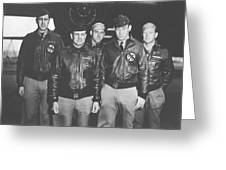 Jimmy Doolittle And His Crew Greeting Card