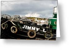 Jimmy L Greeting Card