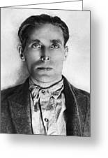 Joe Hill (1879-1915) Greeting Card by Granger