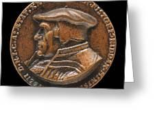 Johannes Pistorius (1504-1583) [obverse] Greeting Card