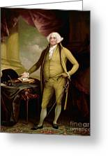 John Adams (1735-1826) Greeting Card