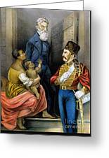 John Brown (1800-1859) Greeting Card by Granger