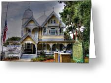 John P. Donnelly House Greeting Card