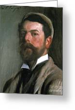 John Singer Sargent Greeting Card