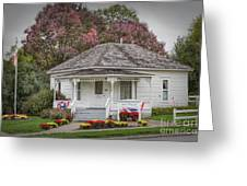 John Wayne Birthplace Greeting Card