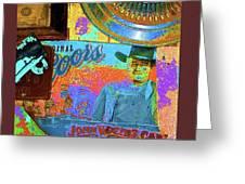 John Wayne Coors Light Commemorative Tinware  Coolidge Arizona 2004-2009 Greeting Card
