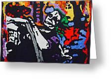 Joker Joy Ride Greeting Card