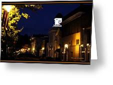 Jonesborough Tennessee 13 Greeting Card