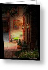 Jonesborough Tennessee 2 Greeting Card
