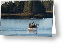 Jonespot, Maine  Greeting Card