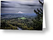 Jonsrud Viewpoint Greeting Card by John Winner