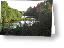 Jordan River 2 Greeting Card