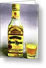 Jose Cuervo Shot 2 Greeting Card